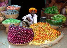 Indian Vendor...beautiful