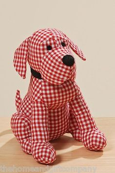 1000 images about red and white check on pinterest red gingham gingham and red and white - Dog door blocker ...
