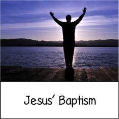 Jesus' Baptism - Matthew 3:1-17 (Y1-21)