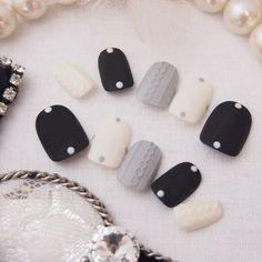 none winter nails - http://amzn.to/2iZnRSz
