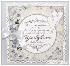 Mariannes papirverden.: bryllup
