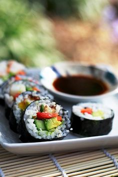 Top 10 Homemade Sushi Recipes  topinspired.com. For the Sushi lovers :)