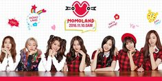 Momoland reveal tracklist for 'Welcome to MOMOLAND'! | allkpop