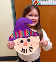 Scarecrow Craft (from Preschool Wonders)