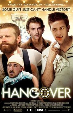 The Hangover 3: Starring The Boston Bruins