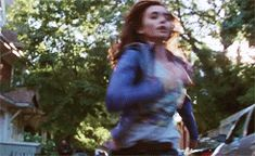 The Mortal Instruments: City of Bones (2013) Clary Fray Is No Mundane #TMIMovie #film #gif