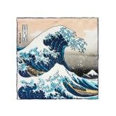 The Great Wave - Pocket squares