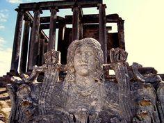 Zeus Tapınağı Aizonai Çavdarhisar / Kütahya