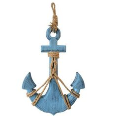 Discover the best nautical anchor decor for your coastal home. We have everything including anchor wall decor, bathroom, bedroom, and wood anchors too. Anchor Wall Decor, Nautical Wall Decor, Wooden Wall Decor, Tree Wall Decor, Nautical Design, Anchor Decorations, Room Decor, Coastal Decor, Wood Anchor