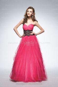 so pretty!  MLJPFLOOR003 dress at Millybridal.com