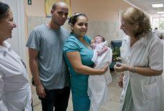 Cuba é primeira nação do mundo a eliminar transmissão de HIV de mãe para filho, diz OMS - http://controversia.com.br/18317