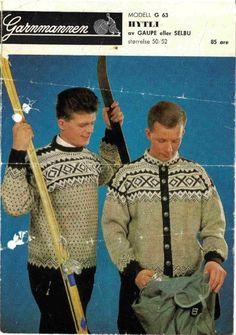 Hytli G 63 - Garnmannen S Ki Photo, Ski Card, Ski Wedding, Ski Accessories, Norwegian Knitting, Ski Posters, Ski Slopes, Ski Holidays, Ski Lift