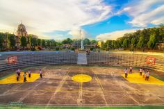 Guimbal Public Plaza #Iloilo #ItsMoreFunInThePhilippines