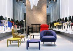 L'Abbate Italia: Milan Furniture Show www. Milan Furniture, Chair, News, Design, Home Decor, Italia, Decoration Home, Room Decor, Interior Design
