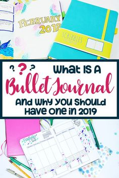 You may see information about bullet journals all over; at stores, online, and maybe even your friends have one! But what IS a bullet journal? What makes them so special? Should you start one? This simple guide will give you a quick overview on what a bullet journal, what type of investment it takes to create one, and whether it's worth your while to start one. Get informed with this helpful bujo post! #bulletjournal #whatisabulletjournal