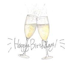 Flute, Birthday Wishes, White Wine, Alcoholic Drinks, Tableware, Glass, Special Birthday Wishes, Dinnerware, Drinkware