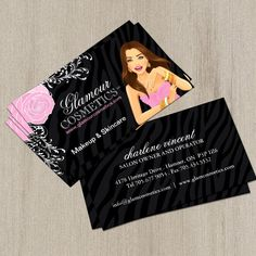 92 best makeup artist business cards images on pinterest makeup beauty advisor business cards cheaphphosting Choice Image