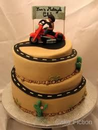 birthday cake motorbike - Google Search