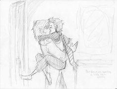 Surprise, Remus by *burdge-bug on deviantART