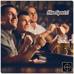 Catch the best sports action live! At #CentreCircle; the best place to enjoy your favourite drinks and Sporting Action. #EPL CentreCircle