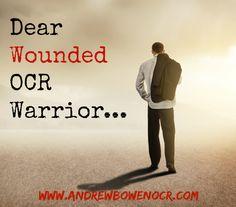 dear wounded ocr warrior