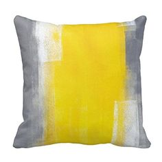 Grey and Yellow Abstract Art Pillow Cover Polyester Pillo... https://www.amazon.com/dp/B016G8XTFM/ref=cm_sw_r_pi_dp_x_aiEUybKV7VYA0