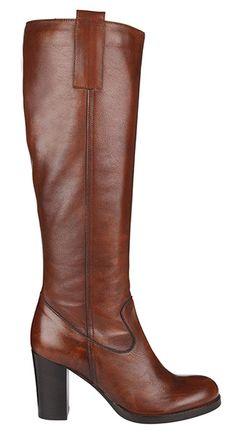 Credit: Jones Brown high-heel boots, £160, jonesbootmaker.com