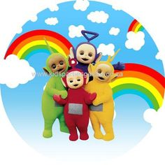 teletubby birthday party - Google Search
