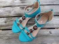 BOHEMIAN Sandal - Turquoise