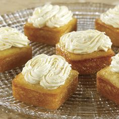 Orange Blossom Cakes - The Pampered Chef®