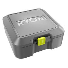 The RYOBI Phone Works Storage Case stores and protects up to 5 Phone Works tools or 1 Inspection scope. Its durable construction and foam padding will ensure your Phone Works tools stay safe and Belt Storage, Tool Storage, Storage Boxes, Tool Pouch, Tool Box, Ryobi Tools, Bad Room Ideas, Solar Generator, Drawer Dividers