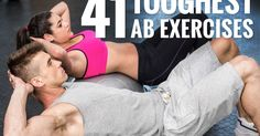 Think you're hardcore -- or that you have a hard core? Prove it! These 41 midsection-mangling moves are some of the most advanced on the planet. They'll help strengthen your torso from a variety of angles and in a variety of ways so you'll be ready for all the movements initiated by your core -- which is just about every move you...