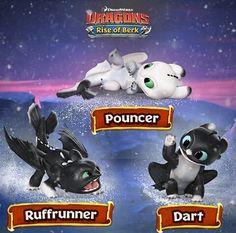 Eclipse, Dusk and Dawn is fake names Httyd Dragons, Dreamworks Dragons, Cute Dragons, My Little Pony Unicorn, Night Fury Dragon, Dragon Tales, Funny Disney Memes, Dragon Artwork, Dragon Rider