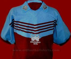 West Ham United Away football shirt 1976 - 1977