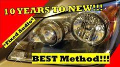 Fixed Audio! Headlight Repair, Headlight Restoration, Audio, Kit