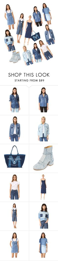 """""""Love You Denim..**"""" by yagna ❤ liked on Polyvore featuring Dsquared2, Frame, 7 For All Mankind, STELLA McCARTNEY, Marc Jacobs, MM6 Maison Margiela, McGuire, Natasha Zinko, Clayton and MINKPINK"""
