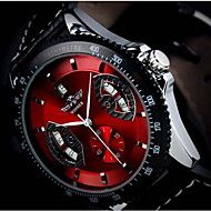 Men's Automatic Self Wind Analog Calendar Skeleton Watch Save up to 80% Off at Light in the Box with Coupon and Promo Codes.