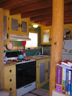 southwest mobile home kitchen