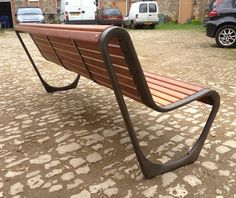 Bath Street Furniture by PearsonLloyd