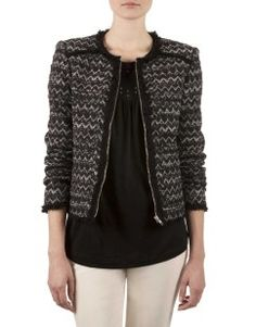 Boxy Jacquard Jacket R1 499,00 Woolworths