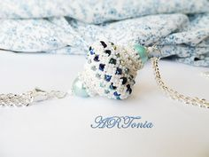 Jewelry Ice Queen beaded bead beadwork beaded