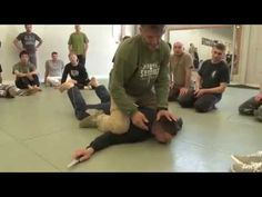 Systema Russian Martial Art Knife and Body Lesson by Vladimir Vasiliev