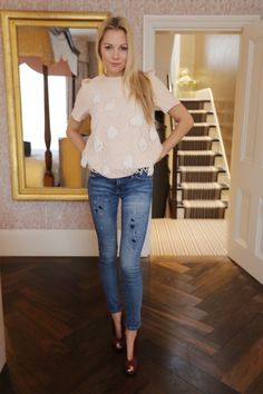 Inside the Closets of London: Caroline Fleming