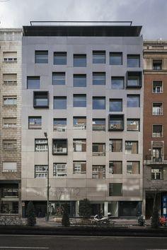 O´Donnell 12 Building Renovation,© Miguel Guzmán & Rocío Romero
