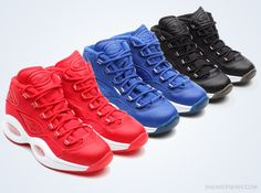 Reebok Question Canvas Pack