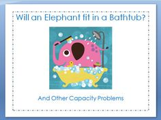 Math Problem Solving: Exploring Capacity