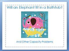 Math Problem Solving: Exploring Capacity