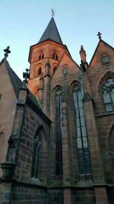 Church in Kaiserslautern, Germany