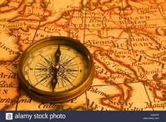 Antique Compass Antique Jewelry Supply On Etsy Pinterest - Antiques us maps with compass