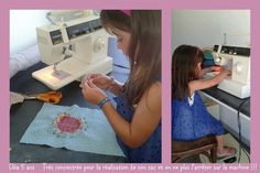 Atelier couture enfants et ados Formation Couture, Stage, Sewing Lessons, Children